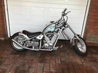 50cc Rev and go Harley Davidson not road legal