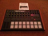 DSI Tempest Analog Drum Machine - Mint Condition / 808 & 909 Kits / Latest OS