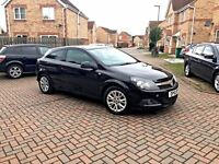 2010 VAUXHALL ASTRA SRI 3 DOOR COUPE, TOP SPEC, 1 KEEPER, EXCELLENT DRIVE, HPI CLEAR, MOT DEC 2016