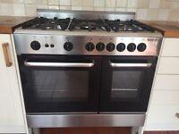 Baumatic range oven