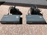 Kramer TP-551/TP-552 HDMI over Ethernet TX/RX