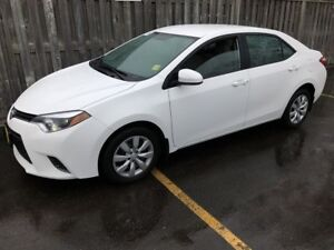 2016 Toyota Corolla LE, Automatic, Heated Seats, Bluetooth