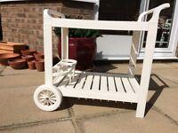 Garden/conservatory trolley