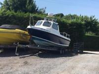 Marine Installations MI 21 fishing boat/ outfit