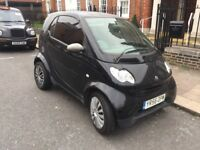 Smart Fortwo coupe .7 litre not starting.