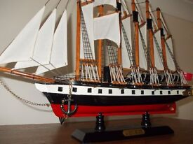 Static Model of SS Great Britain