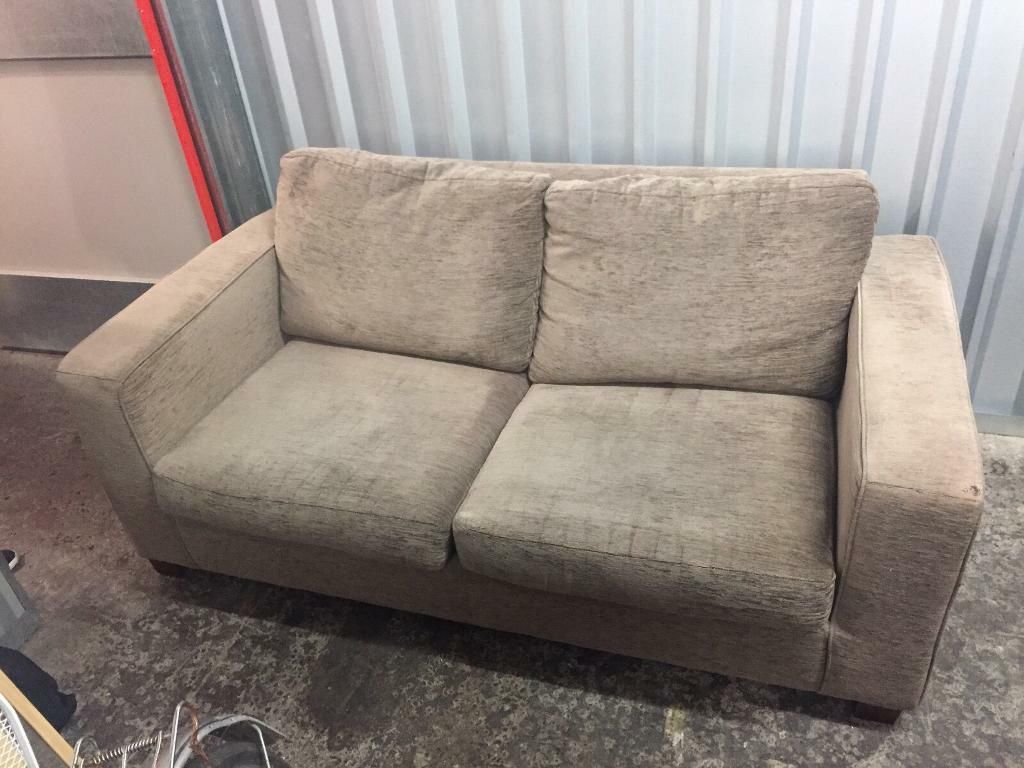 M&S 2 Seater Sofa Bed