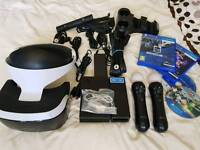 PS VR Bundle to swap for Nintendo Switch bundle