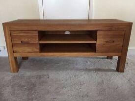 Oak Furniture Land Solid Oak Table/TV stand £120 o.n.o.