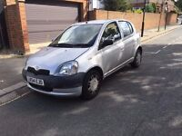 Toyota Yaris 1.0 Hatchback 5dr Petrol Manual