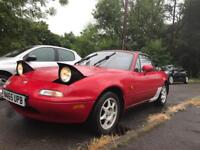 1996 Mazda MX-5 Miata Mark one 1 no offers no swaps