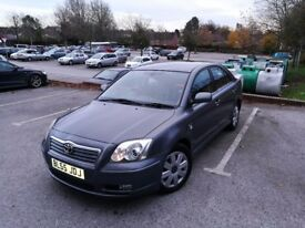 I've got nice Toyota Avensis for sale good condition