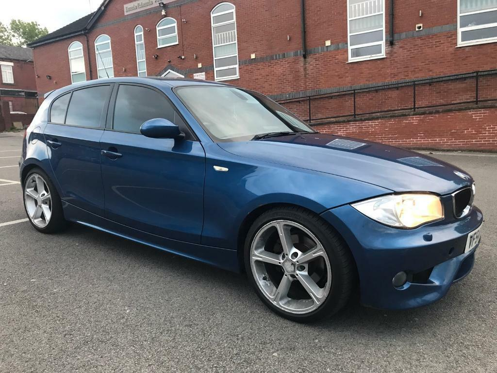 2005 bmw 120d m sport ac schnitzer px swap in oldham manchester gumtree. Black Bedroom Furniture Sets. Home Design Ideas