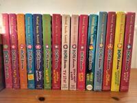 Dork Diaries - 15 books