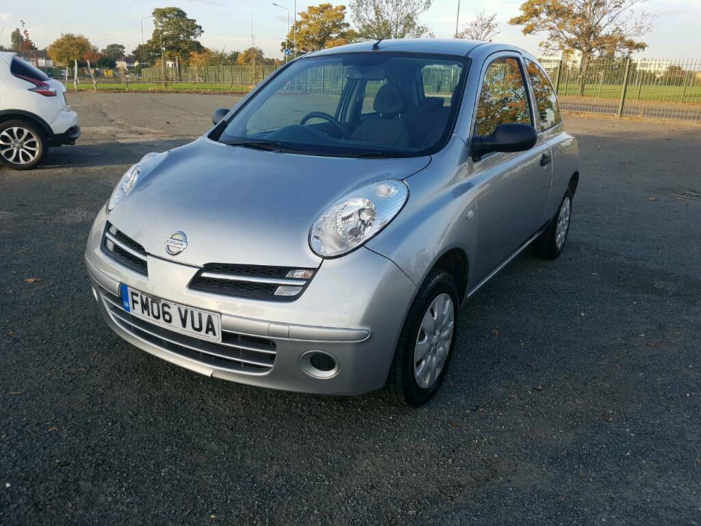 Nissan Micra 1.2 petrol manual in very clean condition
