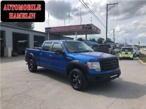 2013 Ford F-150 XLT xtr 6 places mags