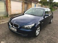 2007 BMW 5 SERIES 2.5 523i SE 4dr Manual 2.5L @07445775115@