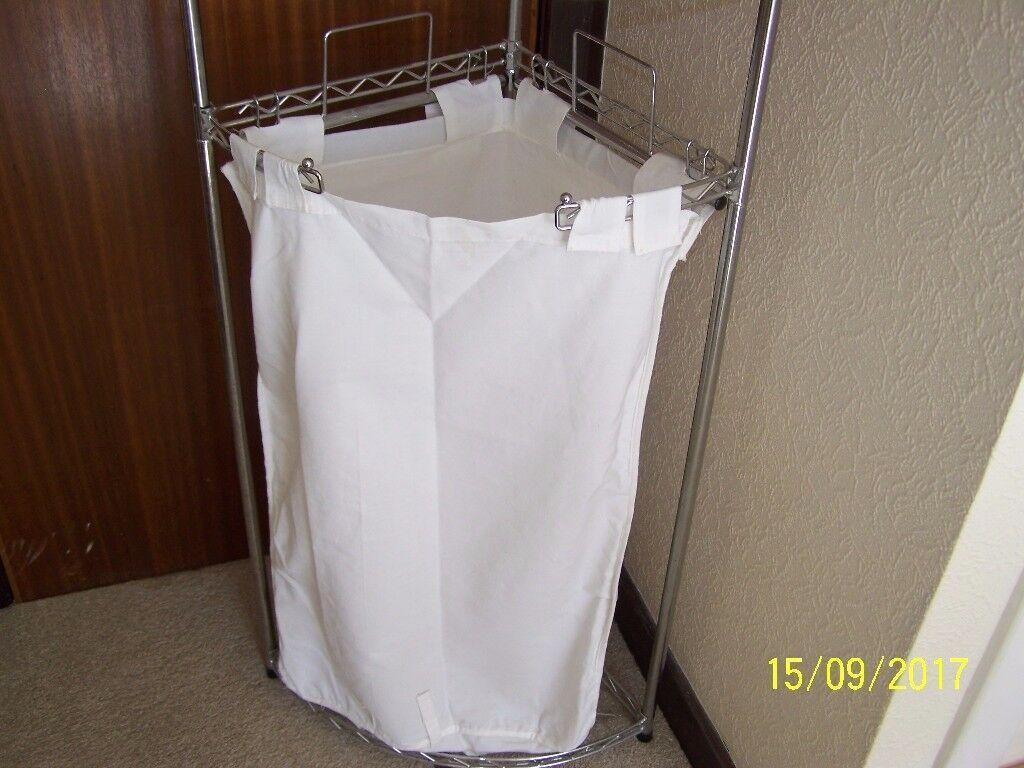 bathroom laundry unit