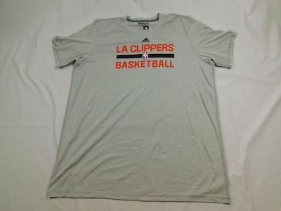 NEW adidas Los Angeles Clippers - Short Sleeve Shirt (Multiple Sizes)