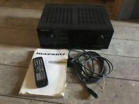 Marantz SR4300 home cinema 5.1 or 6.1 surround sound reciever amp black amplifier