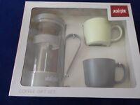 La Cafetiere coffee gift set