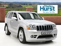 Jeep Grand Cherokee OVERLAND CRD V6 (silver) 2009-01-08