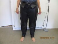 J and S motorcycle trousers for sale  Amersham, Buckinghamshire