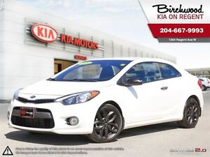 2014 Kia FORTE KOUP SX *Heated Leather*