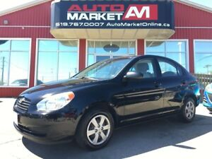 2008 Hyundai Accent GL, Power Locks, Windows, A/C