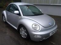 Stunning 2000 V Volkswagen Beetle 2.0Highline 3Dr **Only 103000+Full History+Full Leather+More**