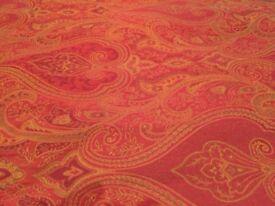Dunelm patterned curtains
