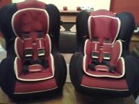 Forward Facing Car Seat Group 1