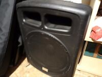 PA active Subwoofer 600watts