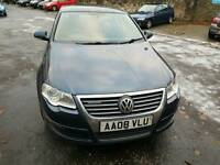 2008 vw passat bluemotion 98k