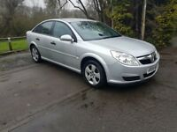 Vauxhall Vectra Club 1.8 16v 122 bhp. Mot : 07/07/2018 First reg.date: 11/05/2006