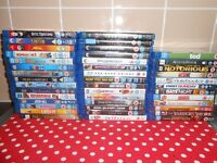 BLU RAYS X42 - £50 FOR ALL IF GONE TODAY