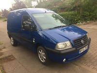 Fiat Scudo SX DYNAMIC JTD 1.9 /2005, same owner from new, only 106300 miles,FSH