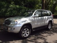 2004 TOYOTA LAND CRUISER LC3 VVTI 4.0 V6 AUTO LPG CONVERTED 2 FORMER KEEPERS (not colorado)