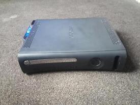 Xbox 360 With games and 2x controllers