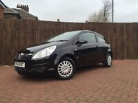 Vauxhall Corsa 1 Litre Petrol Full Years Mot No Advisorys Only 39k On Clock Immaculate Condition !!!