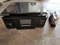 Epson 760 printer