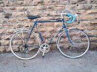 Barn Yard Find - Raleigh Triathlon Criterium Road Bike Reynolds 501