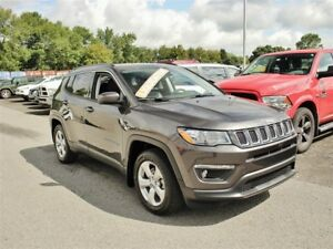 2017 Jeep Compass NORTH ALL-TERRAIN * PROGRAMME 100% APPROUVÉ *