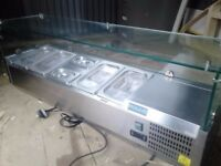 Polar Counter top servery fridge
