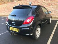 VAUXHALL CORSA VAN 1.3 CDTI 2008 SPORTIVE PANEL 1 YEAR MOT [not astra fiesta polo golf focus]
