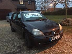 Renault Clio Expression 2003 1.2
