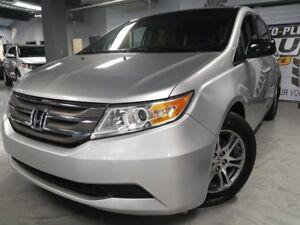 2013 Honda Odyssey EX- AVEC PORTE COULISSANTE ET LECTEUR DVD!