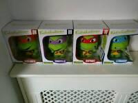 Funko fabrikations pop turtles full set