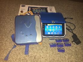 Big innotab max bundle boxed with games and case