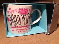 Super Mummy mug